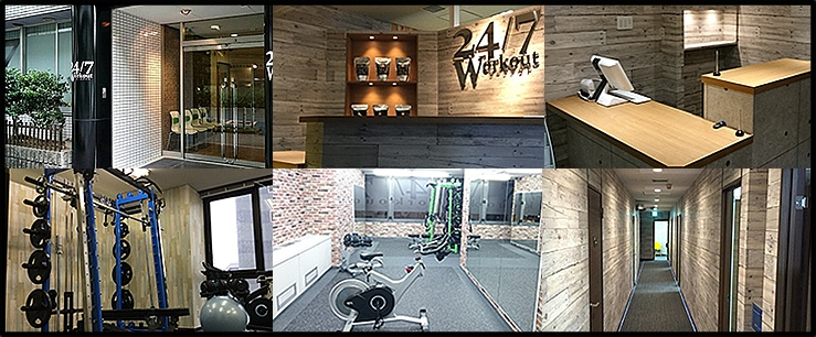 247workout店舗