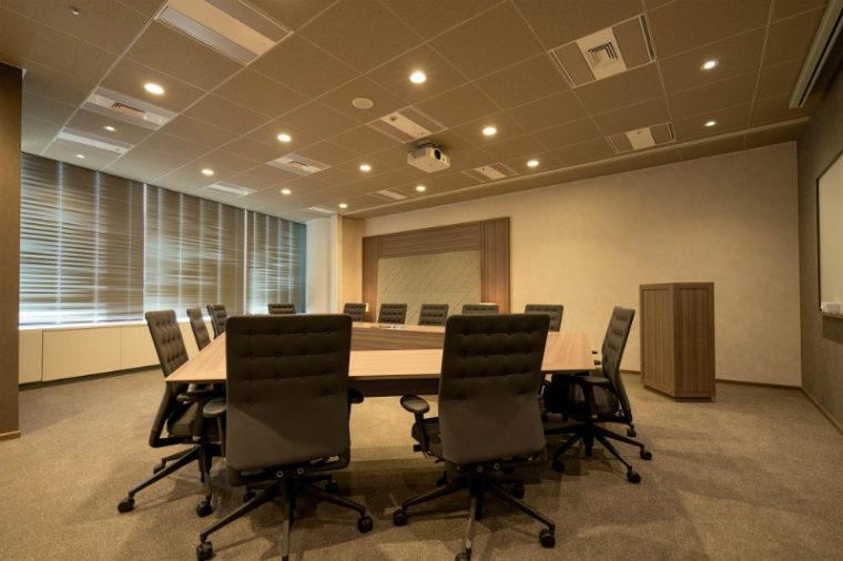 ファンドブックの会議室の画像