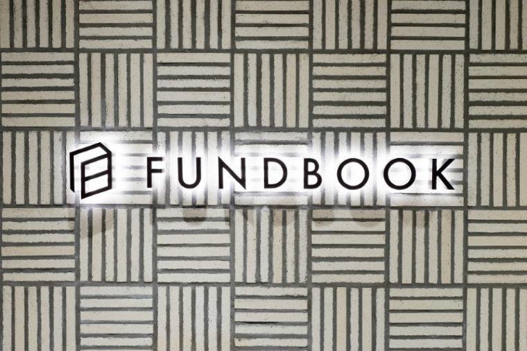 ファンドブック社のロゴ画像