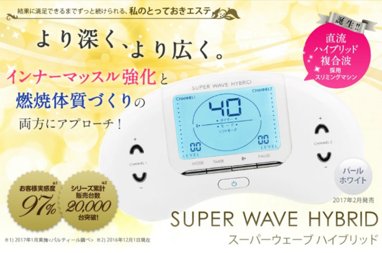 SUPER WAVE HYBRID