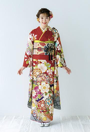 永野芽郁振袖コレクション2