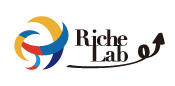 株式会社Riche Labのロゴ